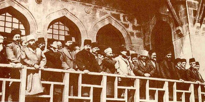 Millî Mücadele'de Din Adamları ve Atatürk