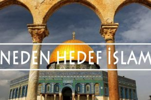 Neden hedef İslam