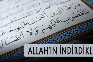 Allah'ın indirdikleri
